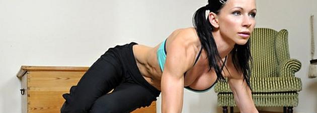 Muskelaufbau zuhause – richtig trainieren und knallharte Muskeln aufbauen