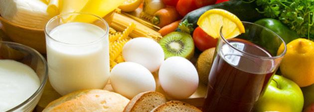Die 10 wichtigstens Lebensmittel für den Muskelaufbau