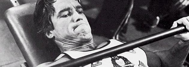 Das geheime Bizepstraining von Arnold Schwarzenegger