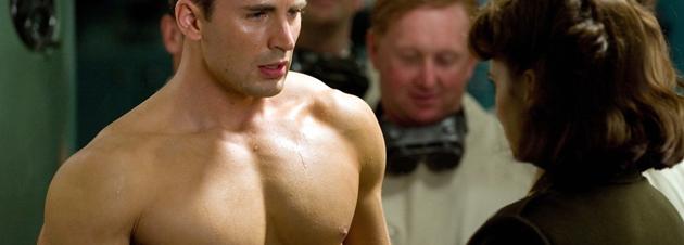 Der Trainingsplan von Captain America / Steve Rogers