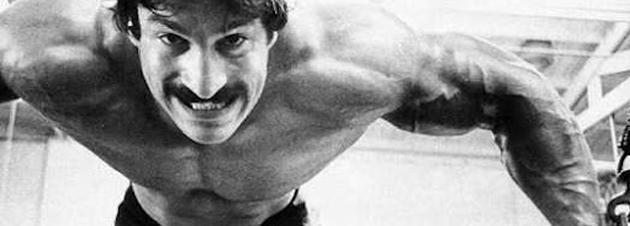 Mike Mentzer klasse Bodybuilder und Buchautor