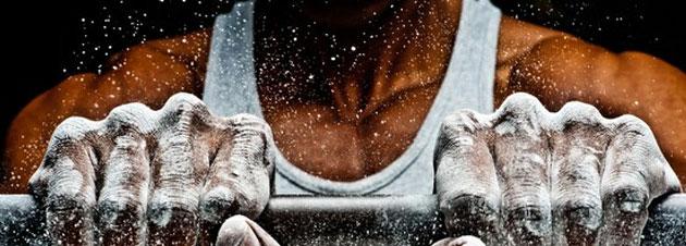 Fitness und Bodybuilding Griffpolster von Rockitz