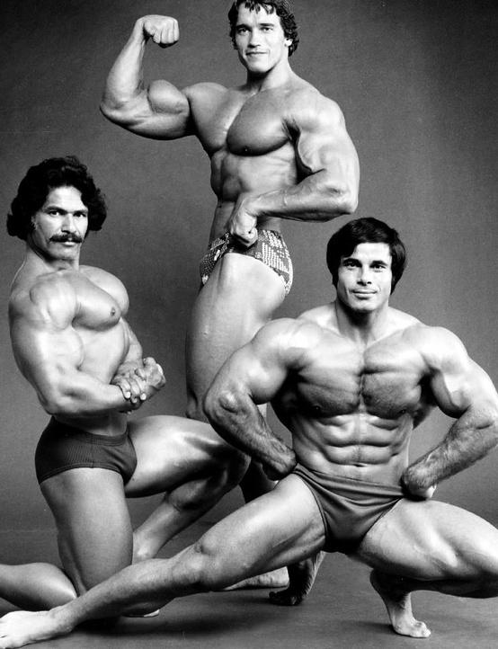 Die richtige Haltung beim Bodybuilding für den Rücken