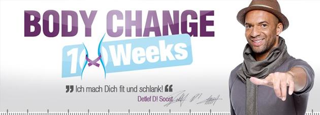 Testbericht zu 10 Weeks Body Chance von Detlev D! Soost