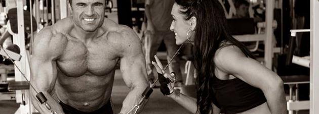 So traininiert IFBB-Athletin Melanie Roller