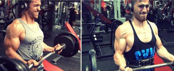 Interview mit Antonio Alvaro Natural Bodybuilder
