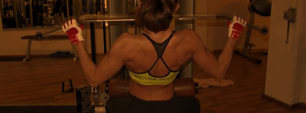 Natural Bodybuilderin Claudia Zipperle im Interview