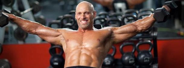 ernährung training muskelaufbau fettabbau