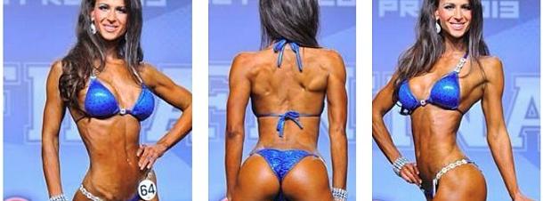 Interview mit Natural Bodybuilderin Kathrin Weishaupt