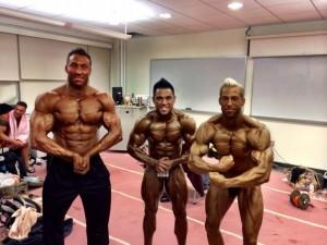 Patrick Reiser Bodybuilding