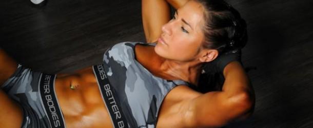 Aliona Hilt im Interview mit Muskelaufbau1