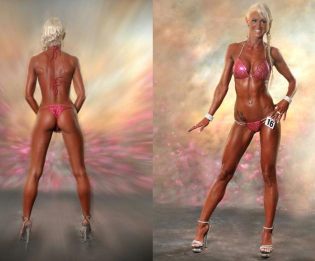 Tatjana-Richter Posing